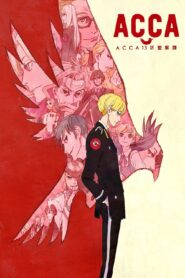 ACCA 13 Territory Inspection Dept (Anime)